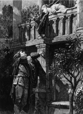 the symbols in the play romeo and juliet by william shakespeare Why should you care about plants and poison in william shakespeare's romeo and juliet  symbolism, imagery, allegory  to the play's tragedy—romeo and juliet's .