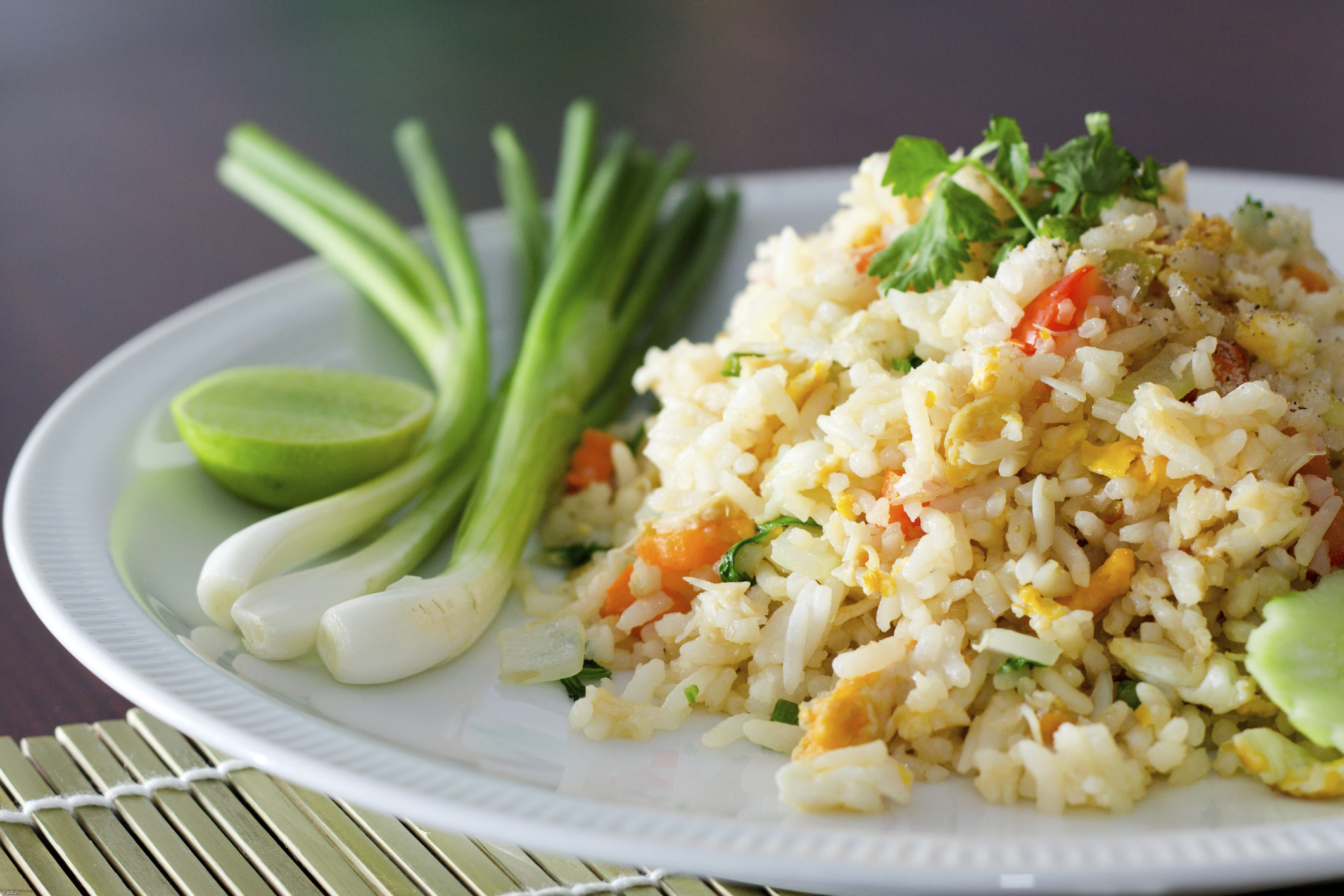 Chinese vegetable fried rice nutritional information livestrong ccuart Choice Image