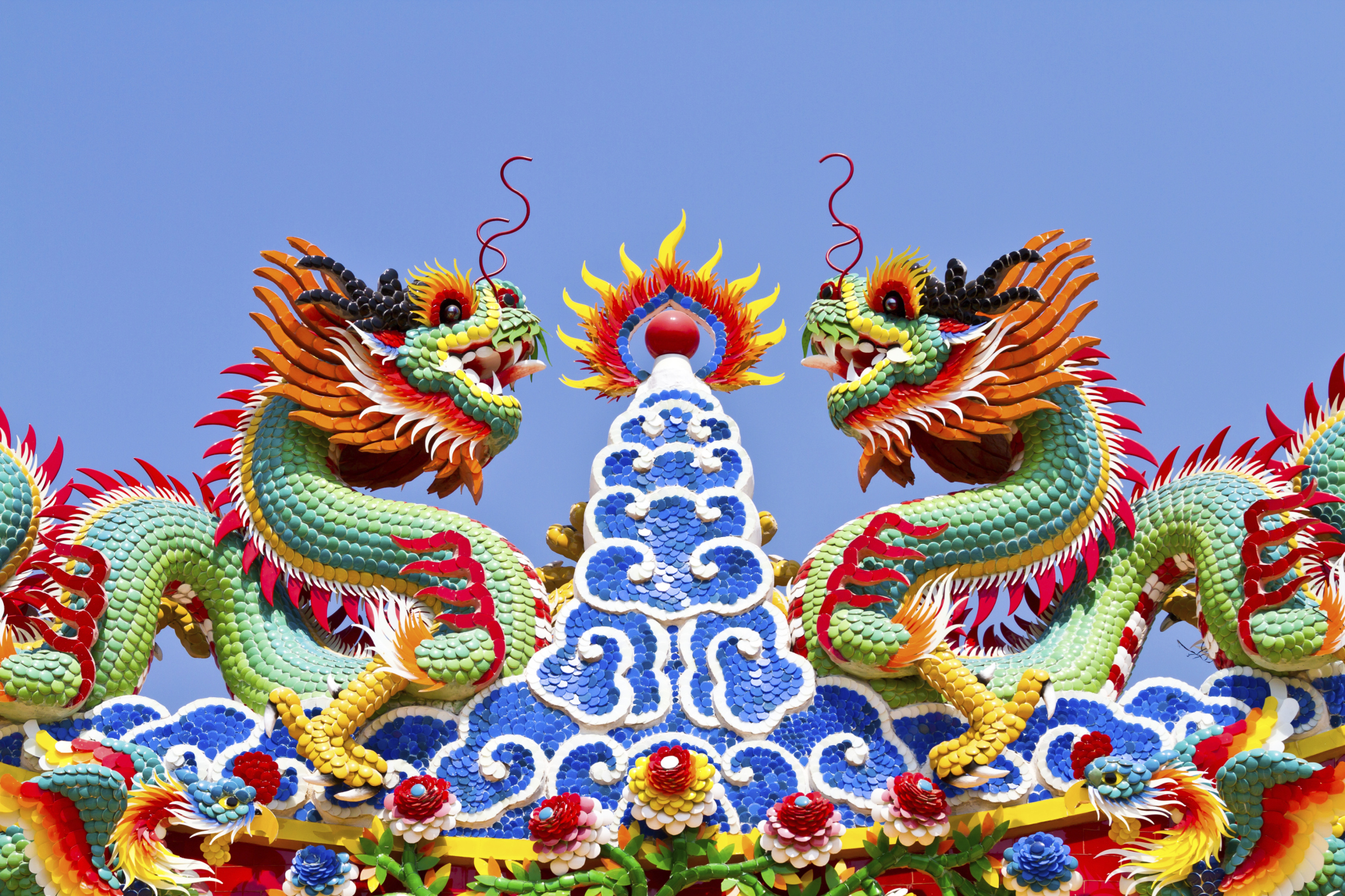 What Do the Colors of the Chinese Dragons Mean? | Synonym