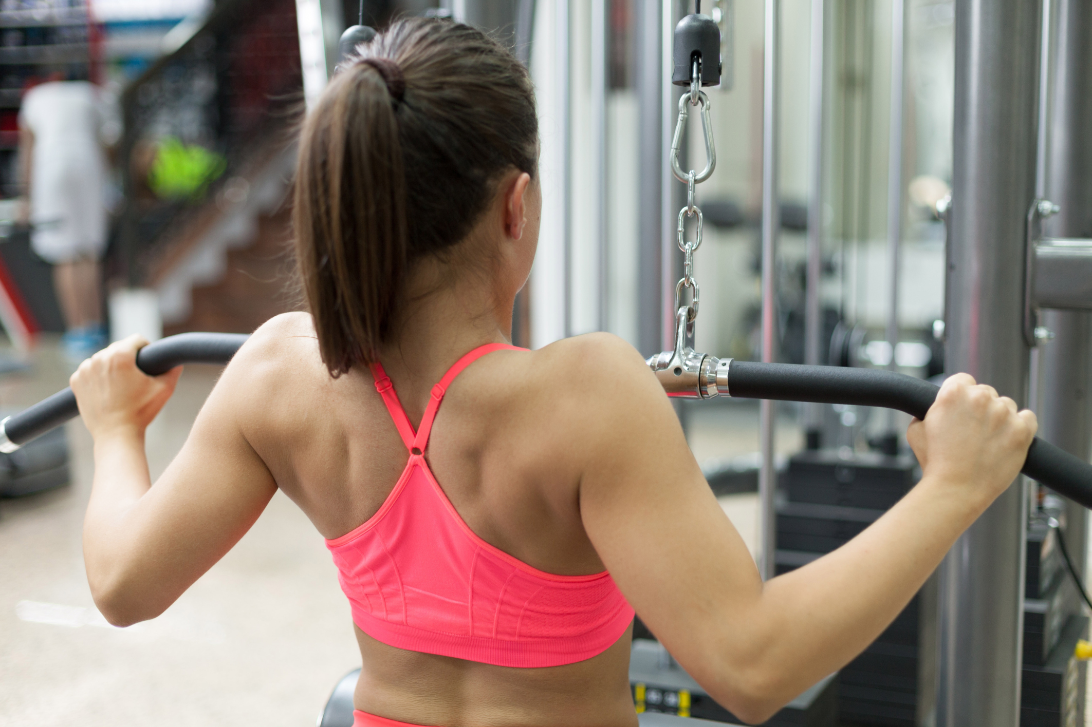 Lifting Weights & Reduced Breast Size | LIVESTRONG.COM