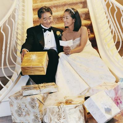 Wedding Gift Etiquette If Not Invited : Etiquette Rules Regarding Wedding Gifts The Classroom Synonym