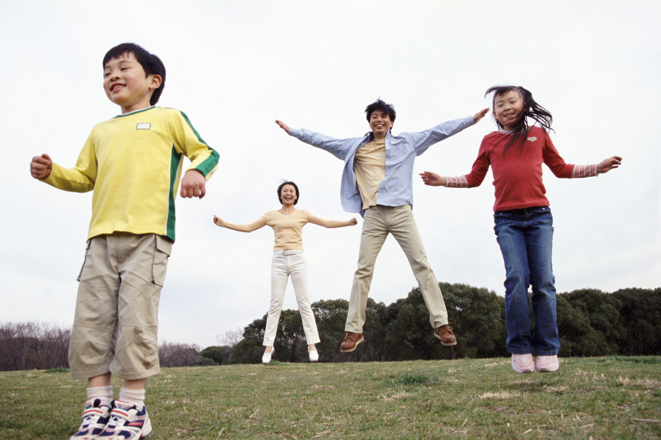 Fun Fitness Games for Kids