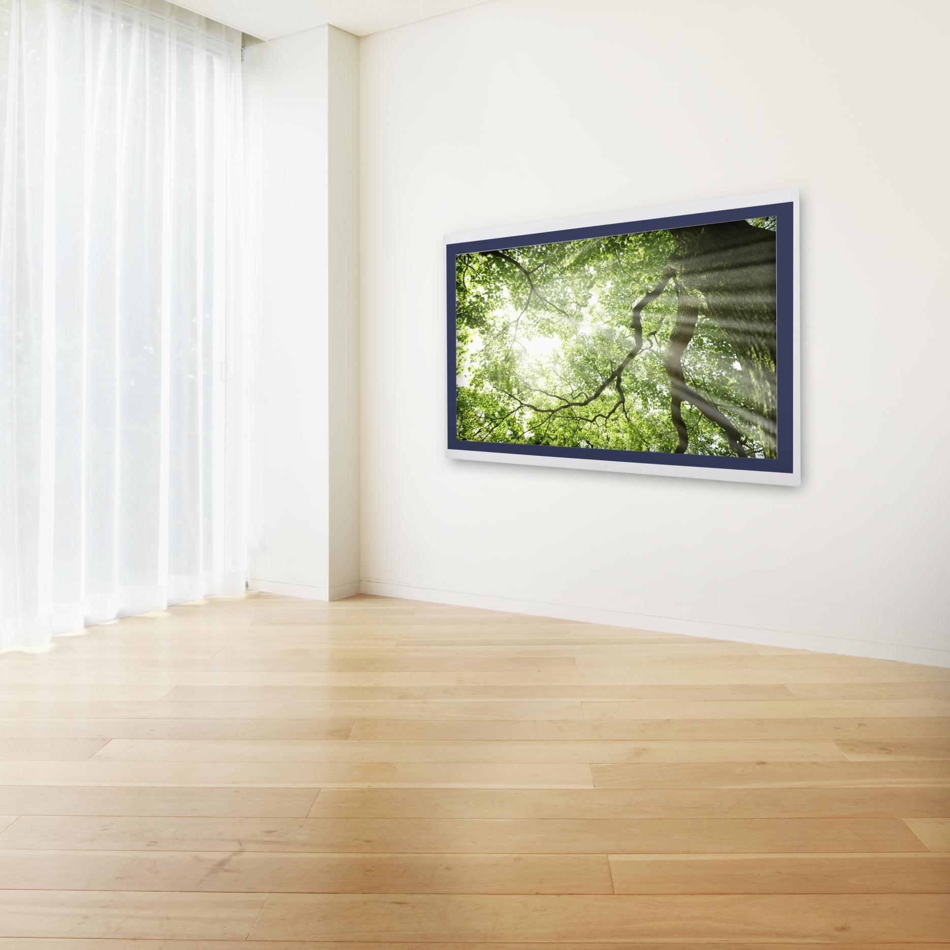 Qué causa que la pantalla de un televisor Samsung se quede en blanco ...