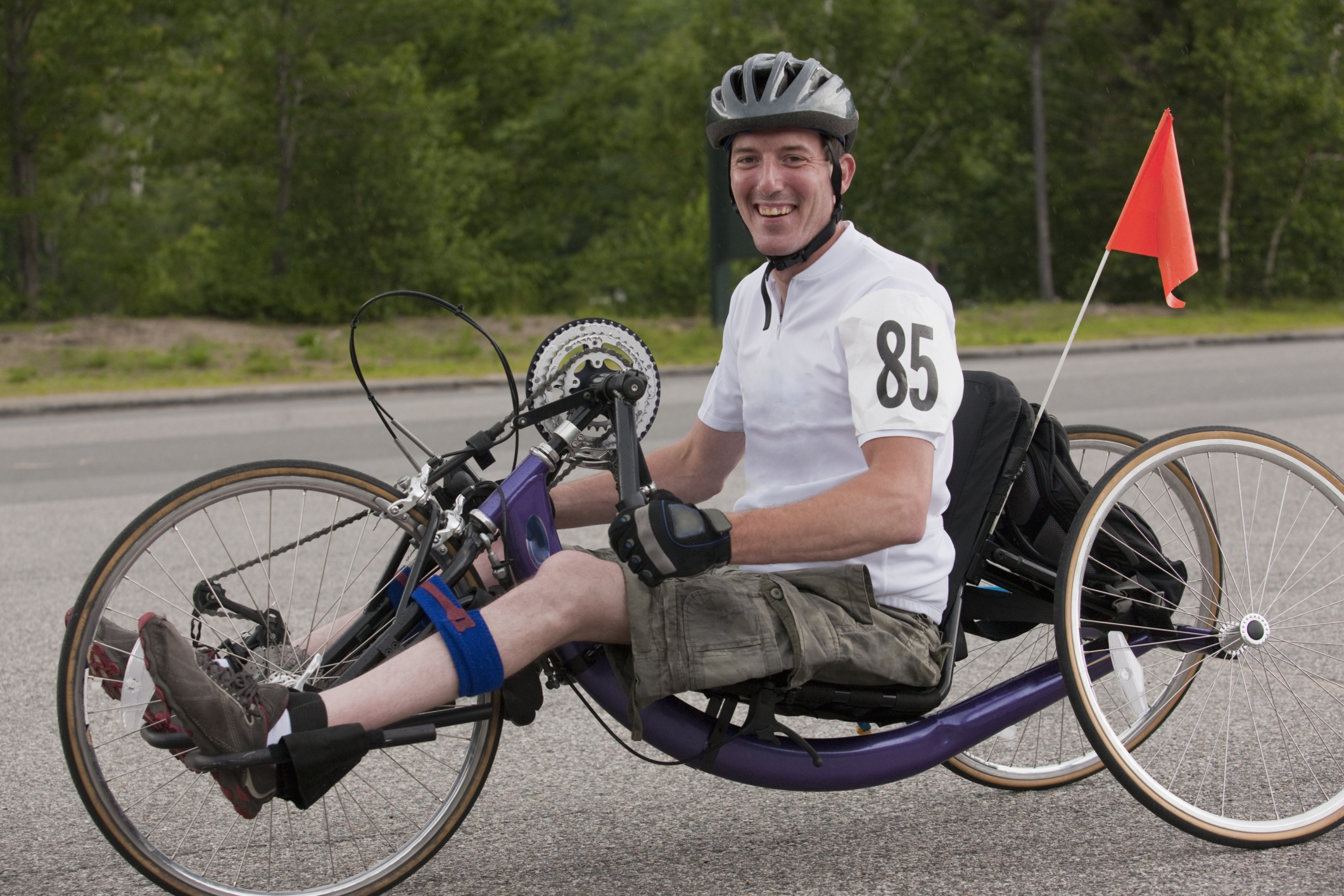 What Muscles Does A Recumbent Bike Use