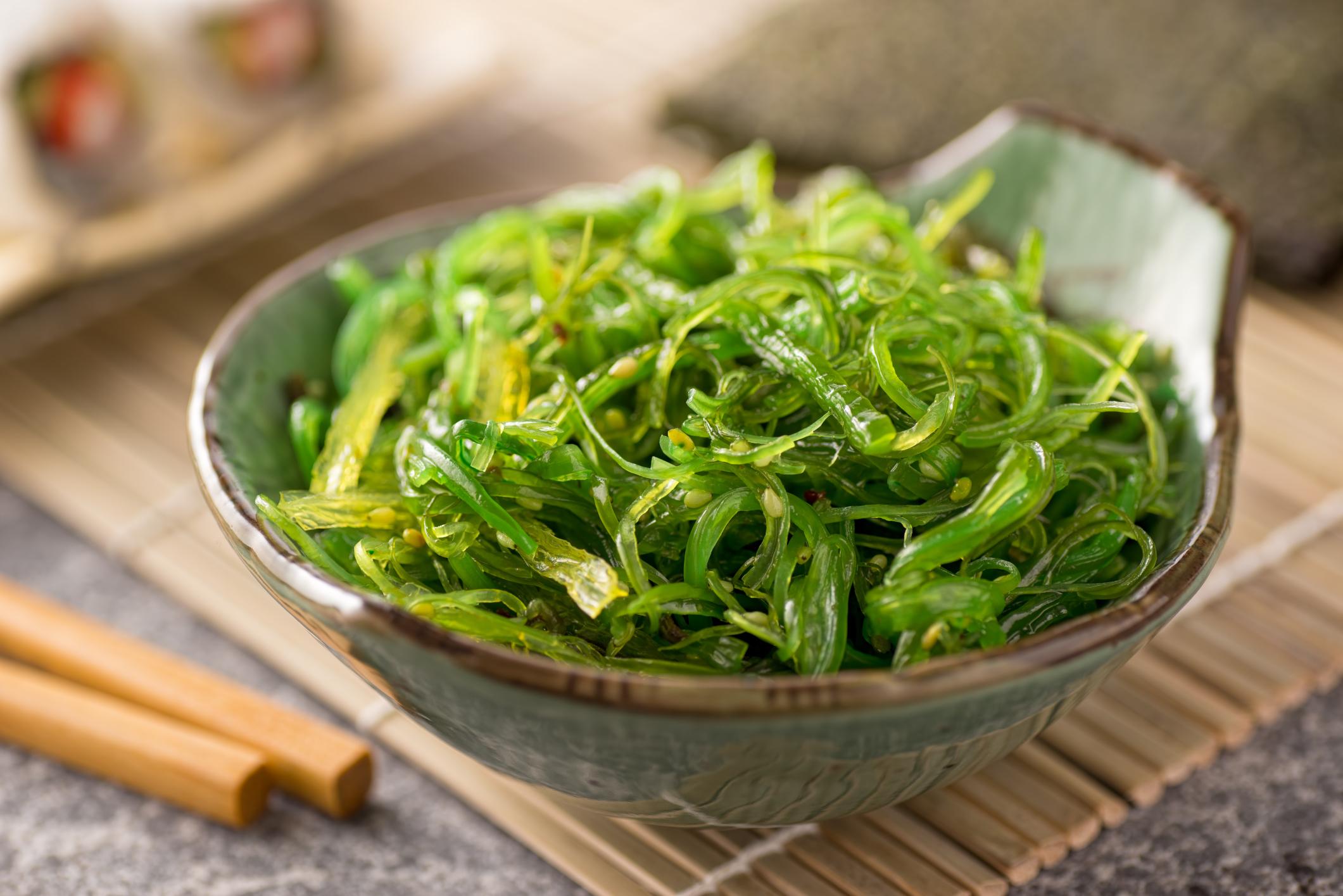 Health seaweed