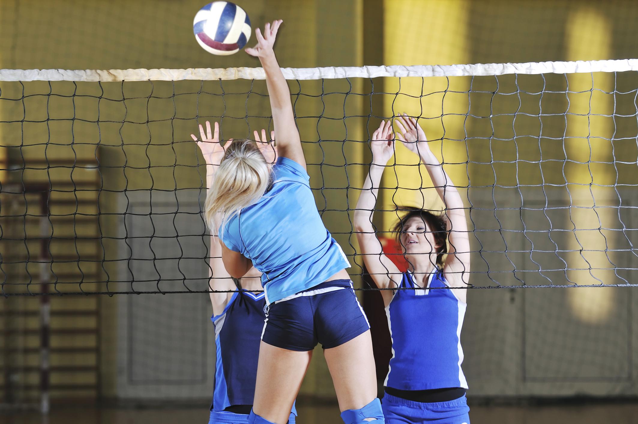 Скачать бесплатно волейбольные фотографии 4