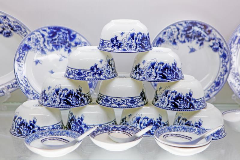 How To Decorate A Home With Royal Copenhagen Plates In The