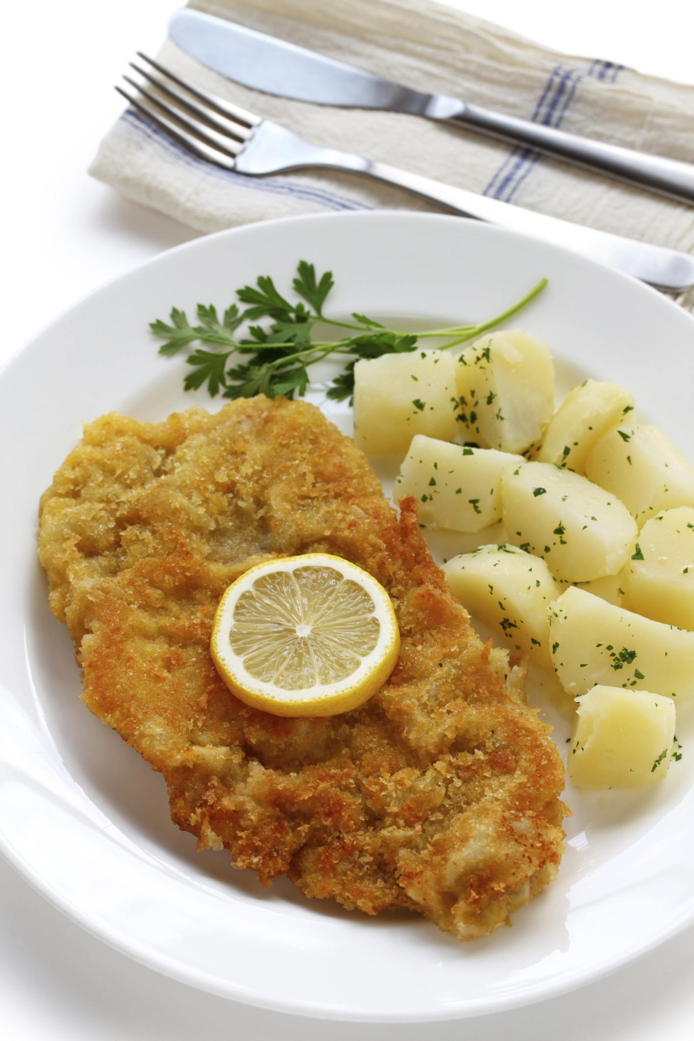 How To Fry Veal Cutlets Our Everyday Life