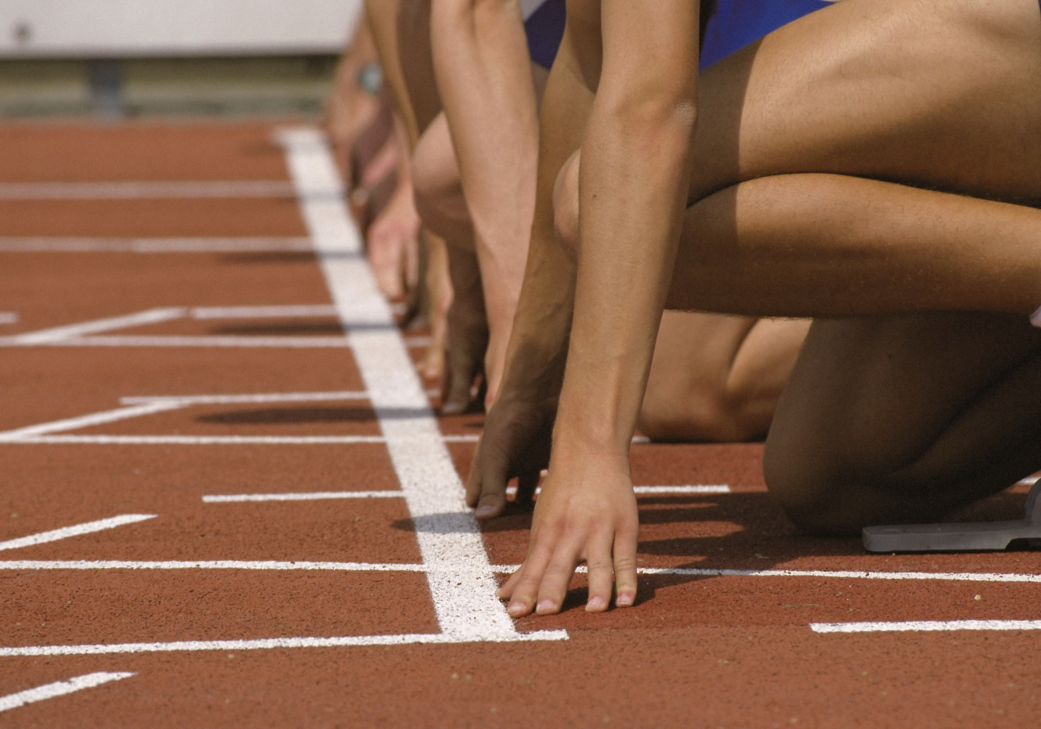 How to Run a Faster 100 Meter Sprint