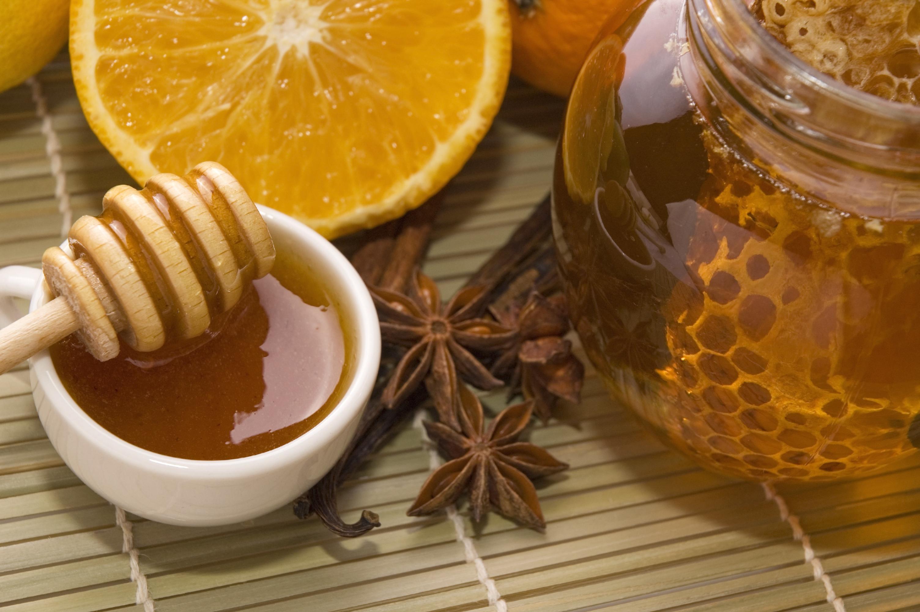 Мед для обесцвеченных волос