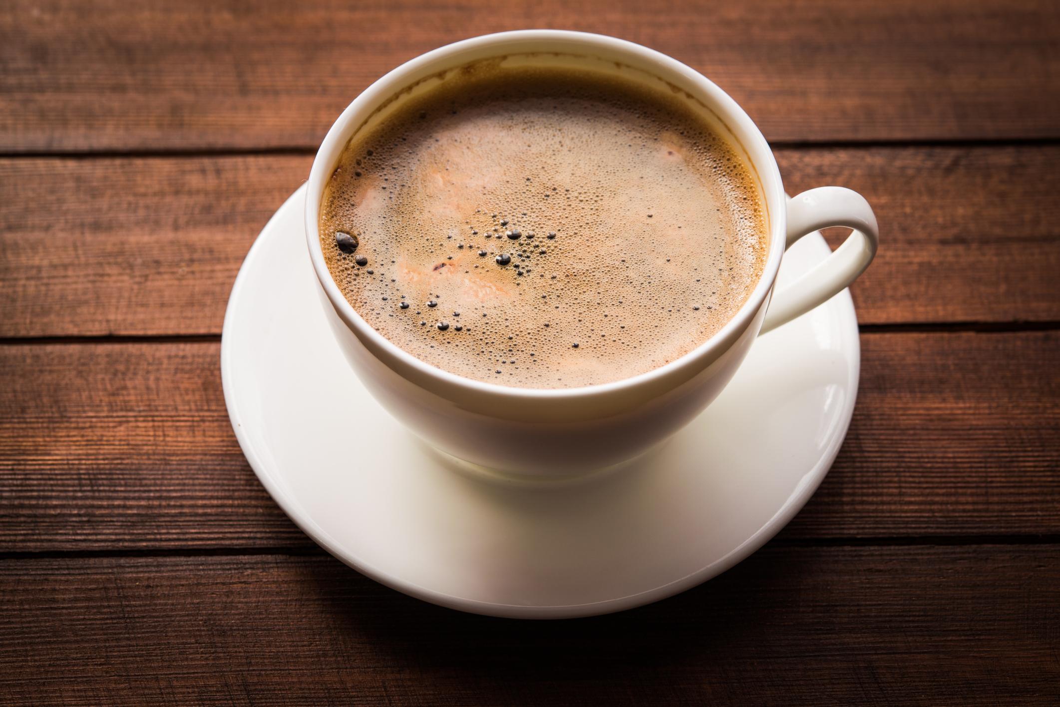 Wellbutrin and caffeine
