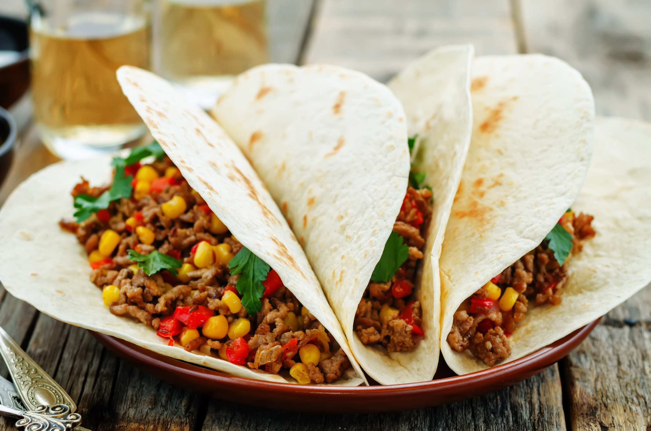 Mexican Food Nutrition Facts: Menu Choices Calories picture