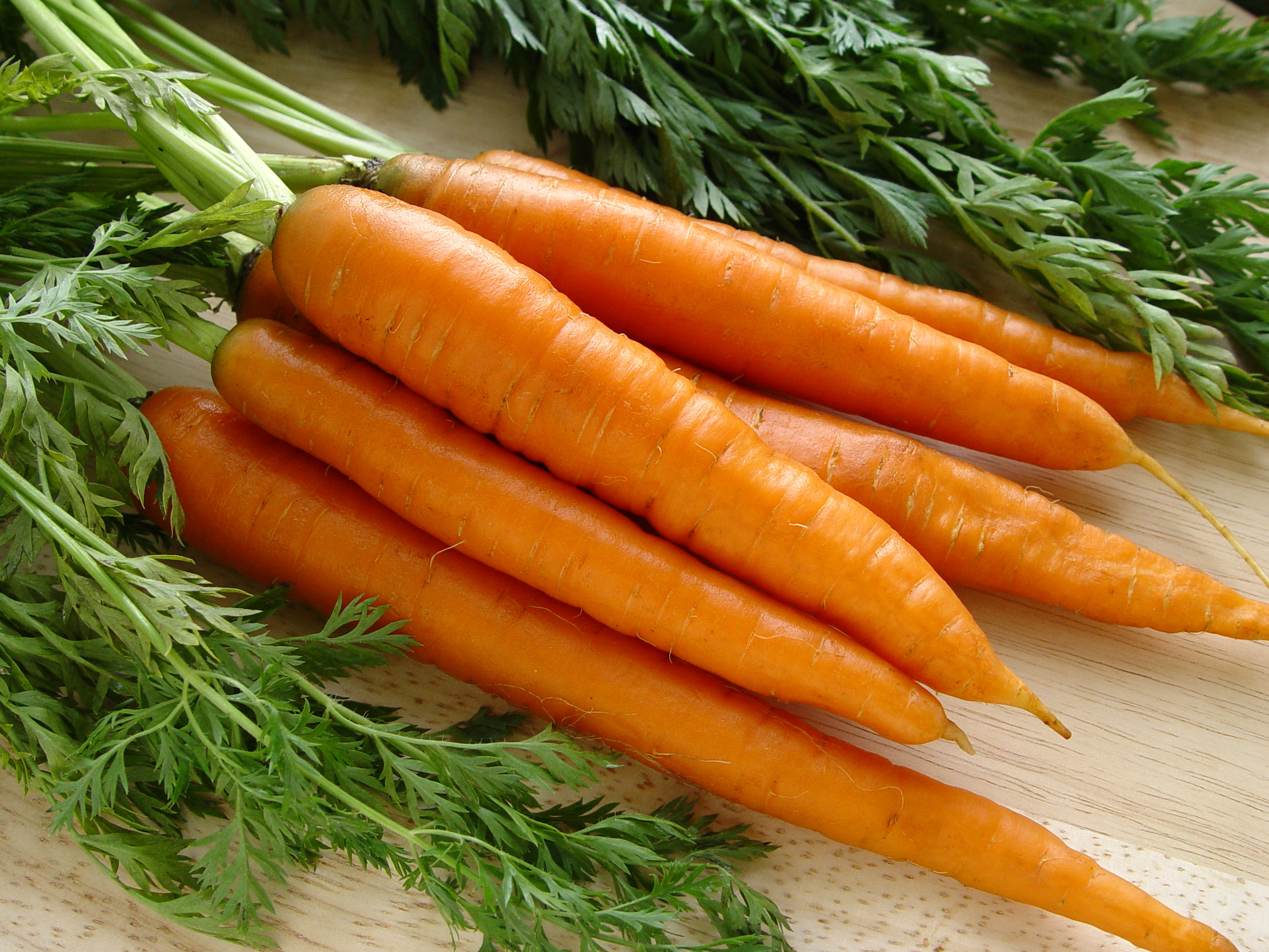 How many calories in carrots 25