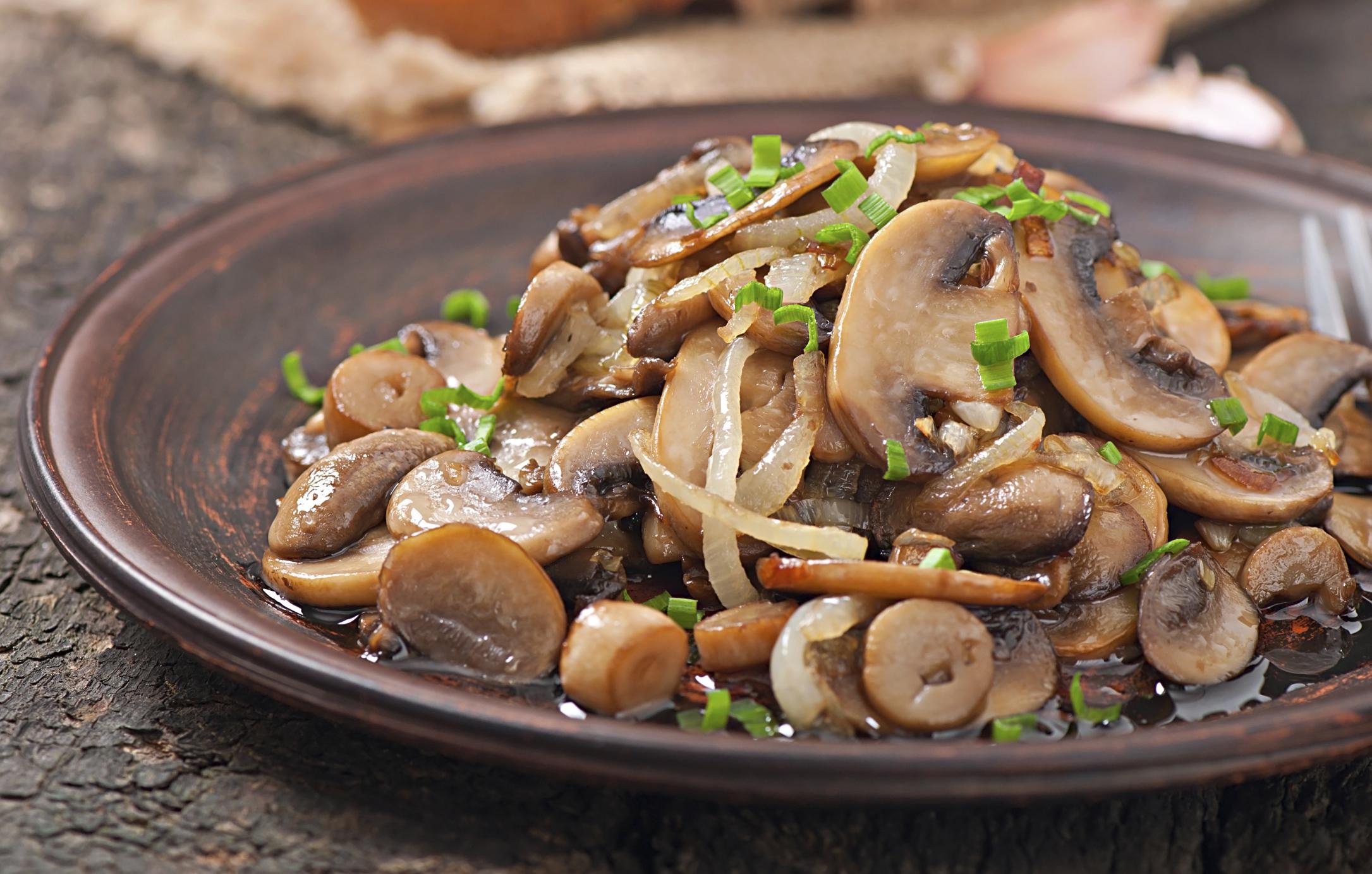 How To Cook Sheephead Mushrooms
