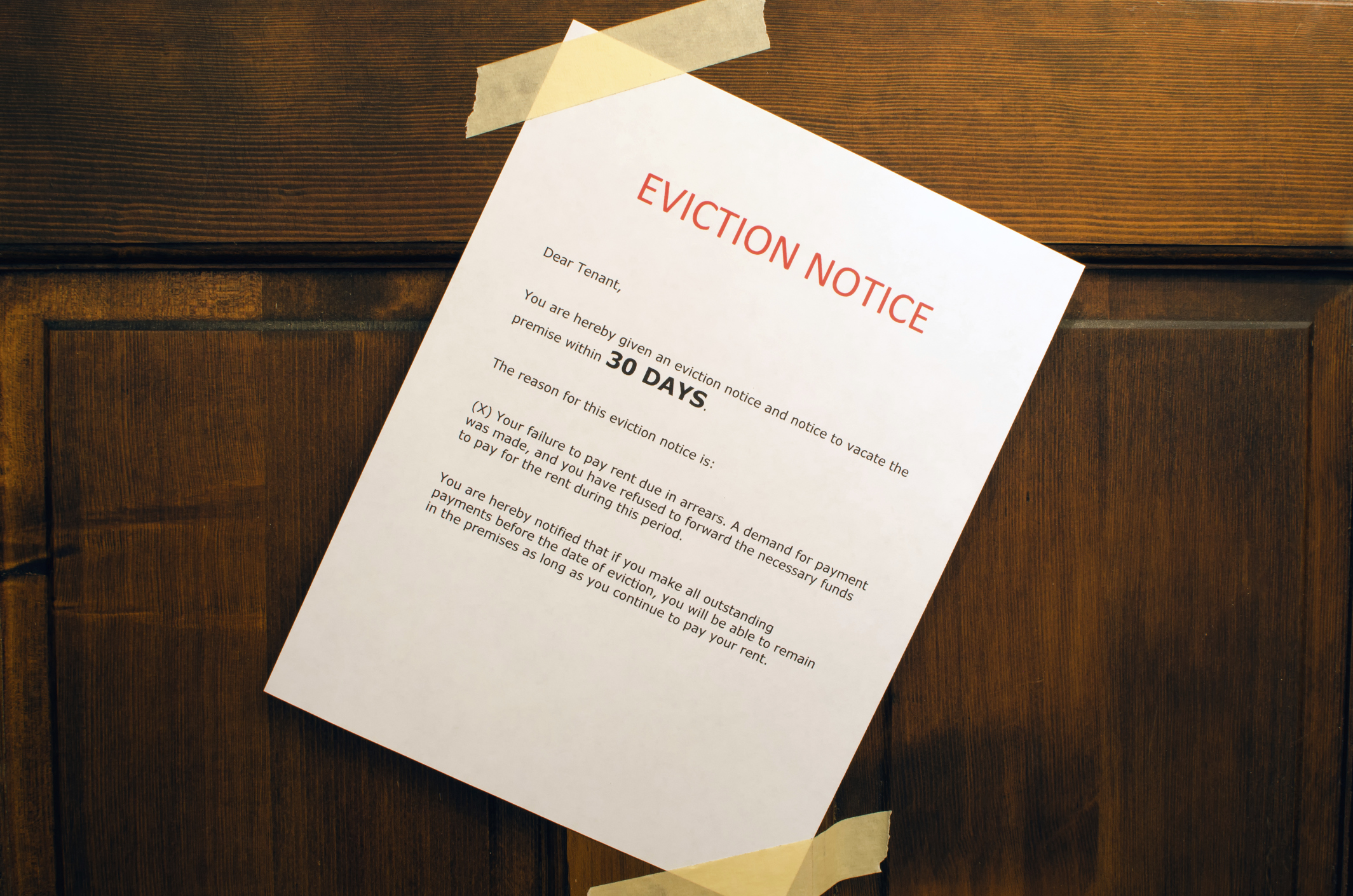 How To Evict A Family Member From