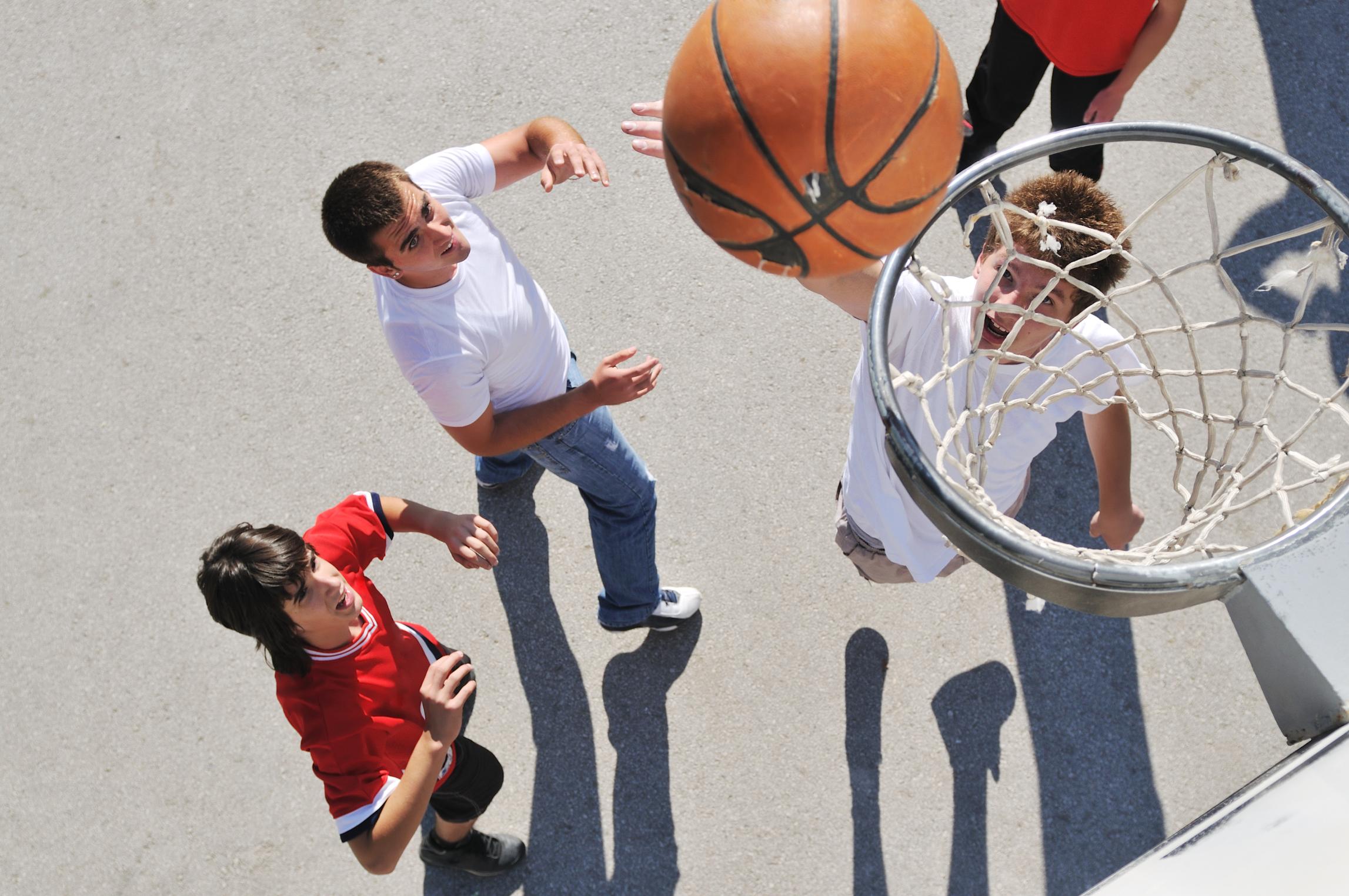 Fun Basketball Games For Practice