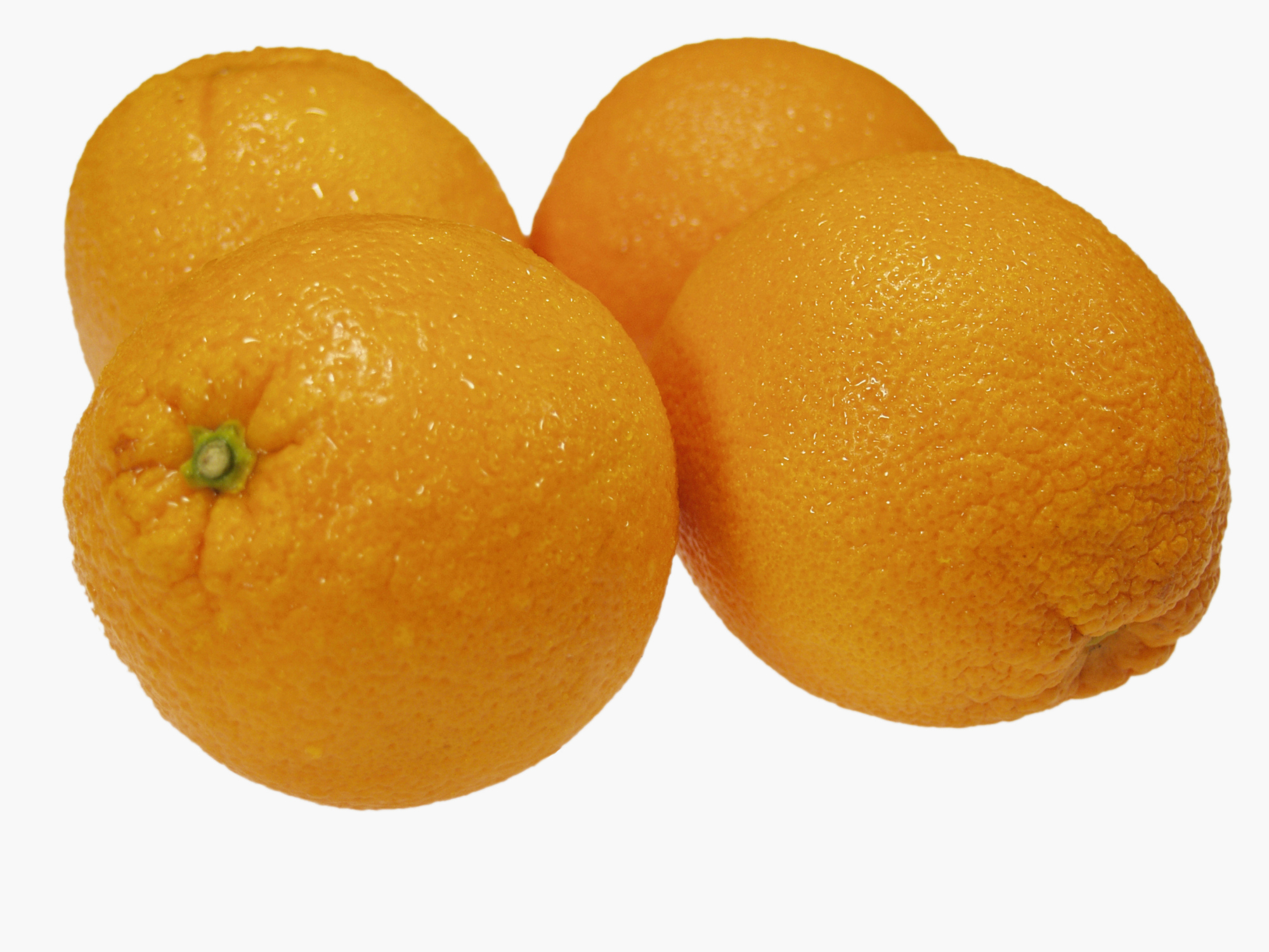Oranges are loaded with vitamin C, an antioxidant.