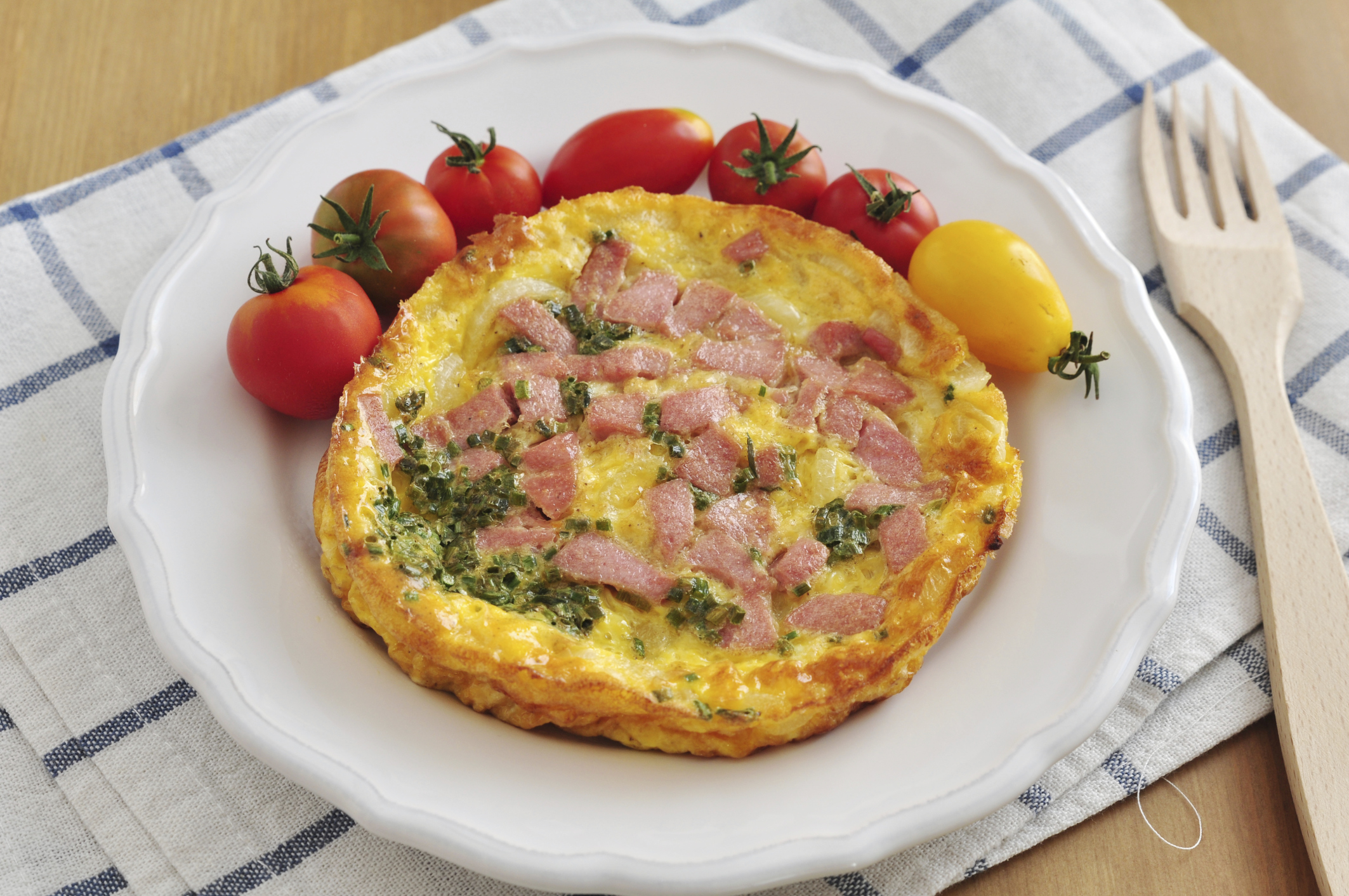 How many calories in an omelet 43