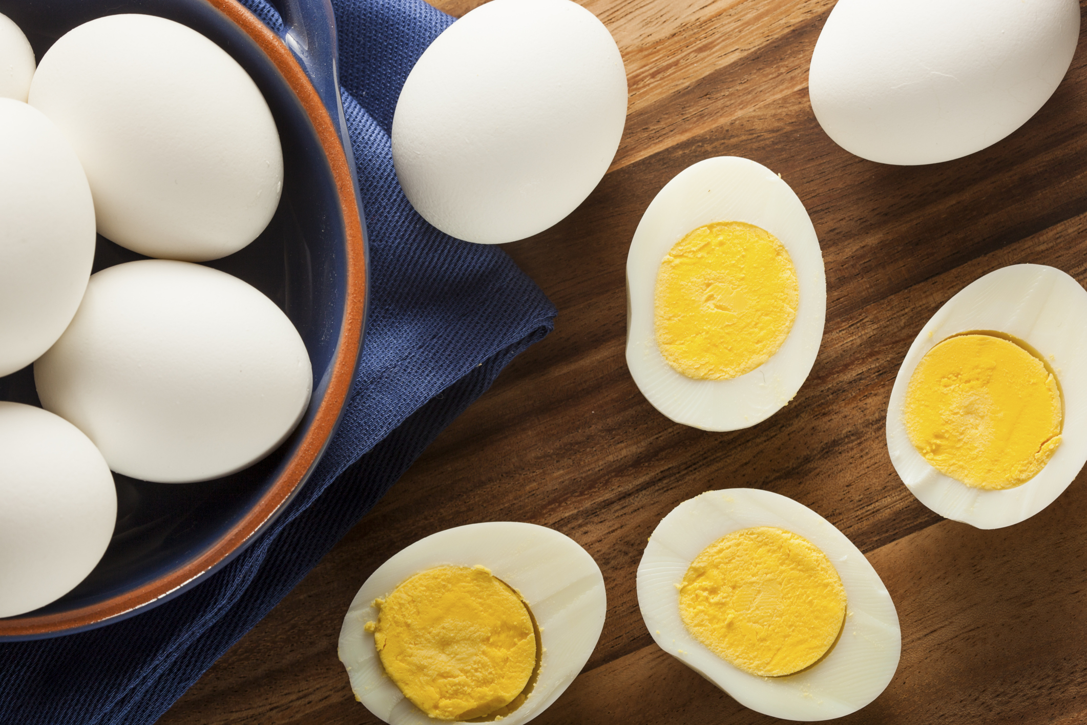 How Many Calories Does a Hard Boiled Egg Have  LIVESTRONGCOM