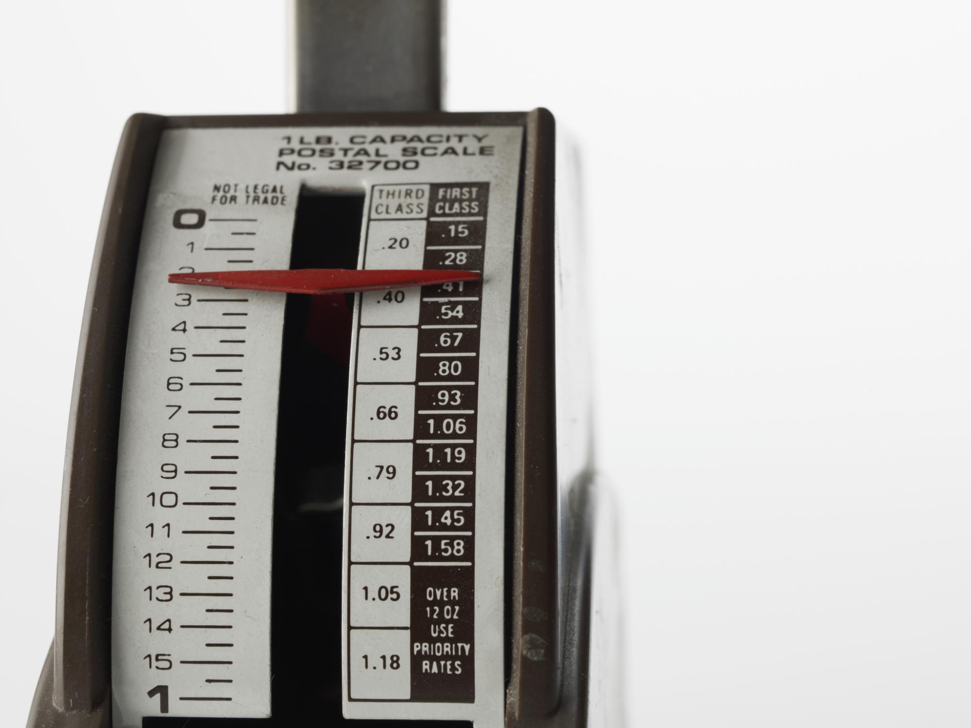 How to Reset Digital Scales | Bizfluent
