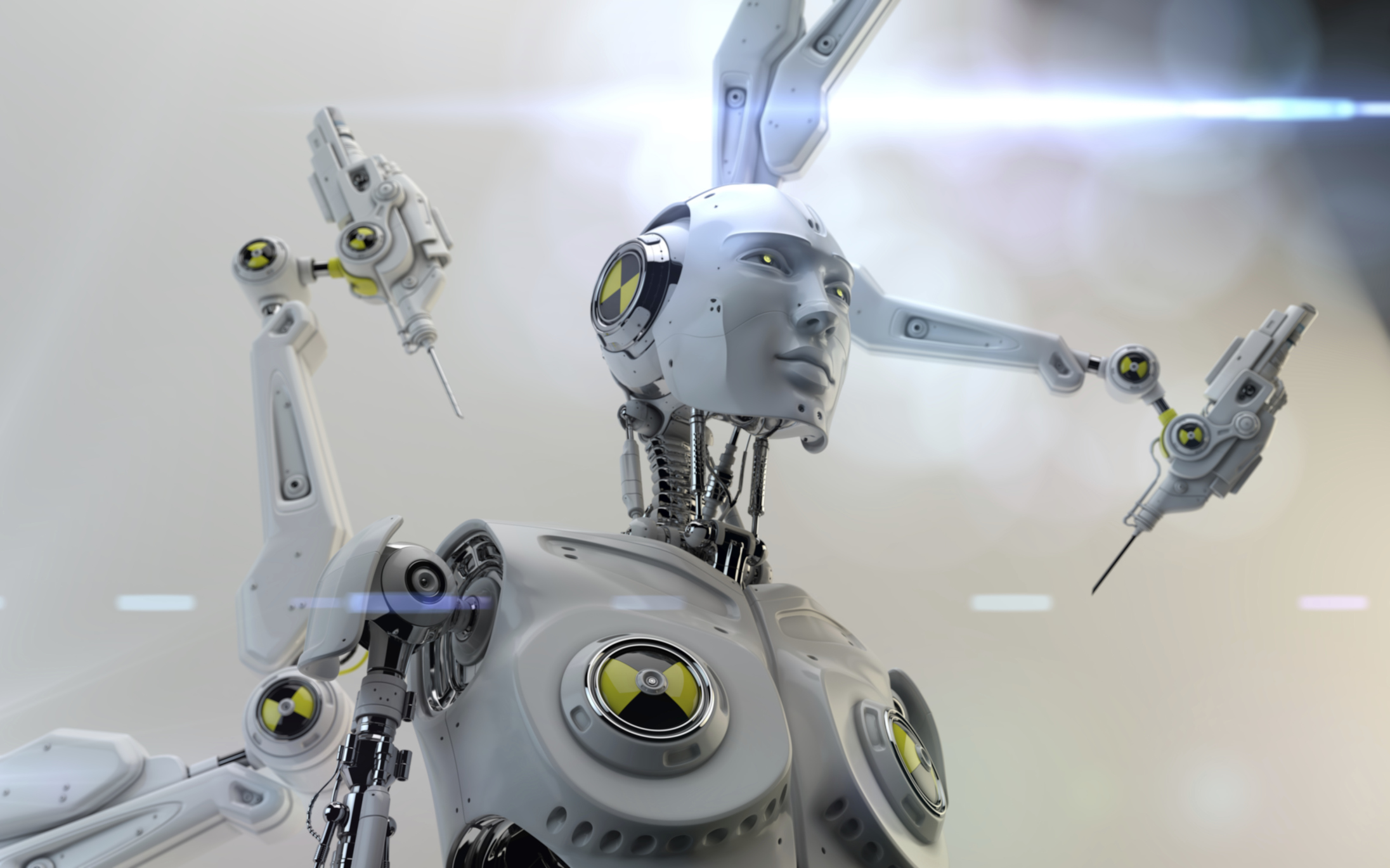The Main Parts of a Robot | Sciencing