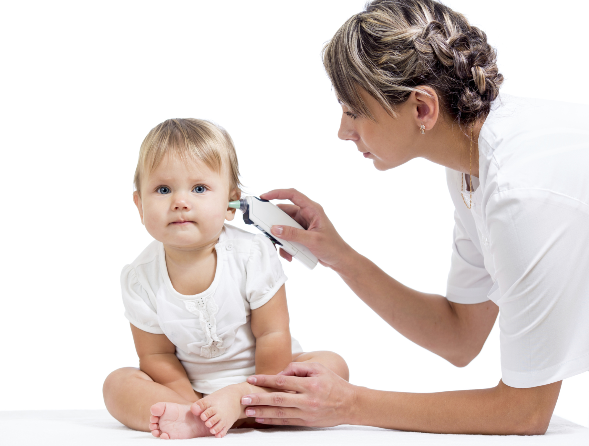 When the ears hurt children (advice to mothers)