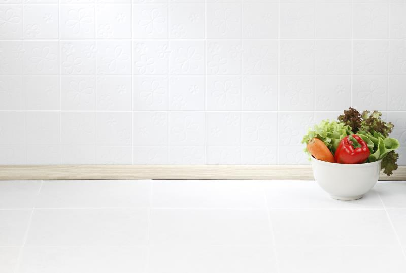 Wallpaper For Kitchen Countertops : How to wallpaper kitchen countertops home guides sf gate