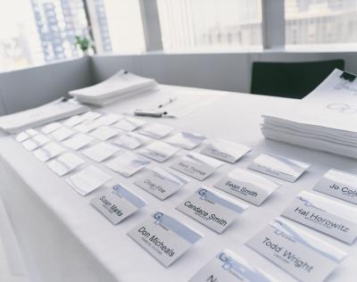How To Choose A Theme For A Business Conference Chron Com