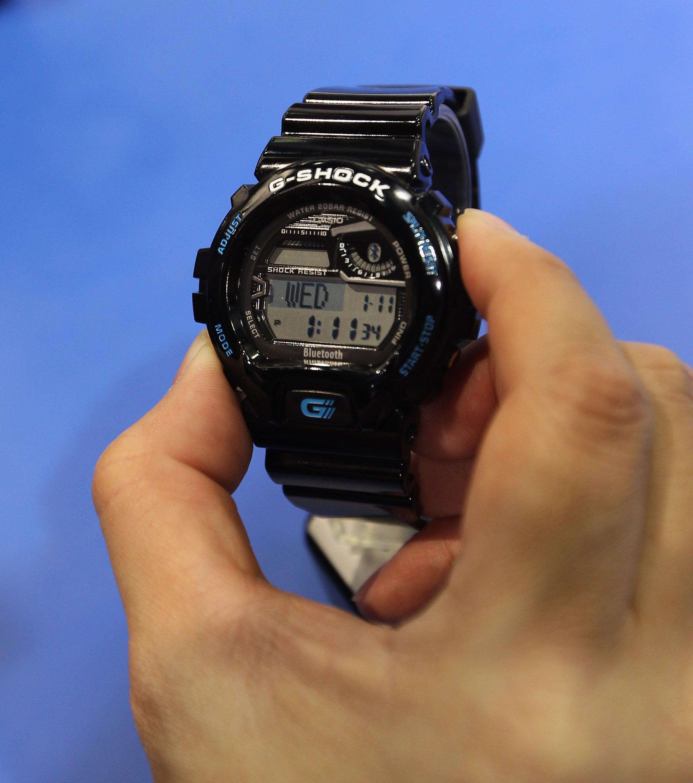 Cómo Configurar Un Reloj G Shock
