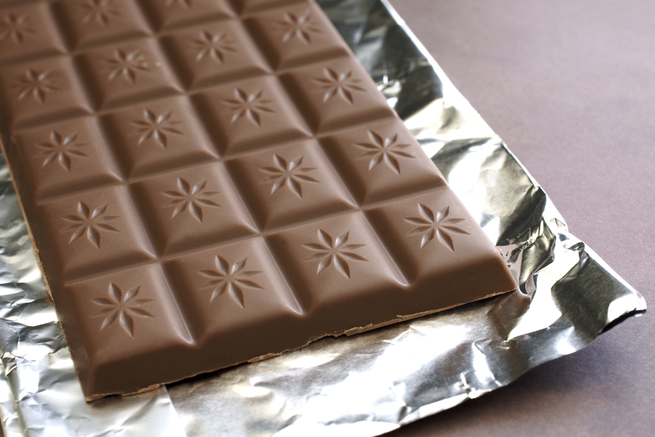 Is it possible to eat chocolate 77