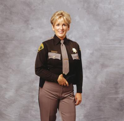 What Are The Ranks In Sheriff Department Woman