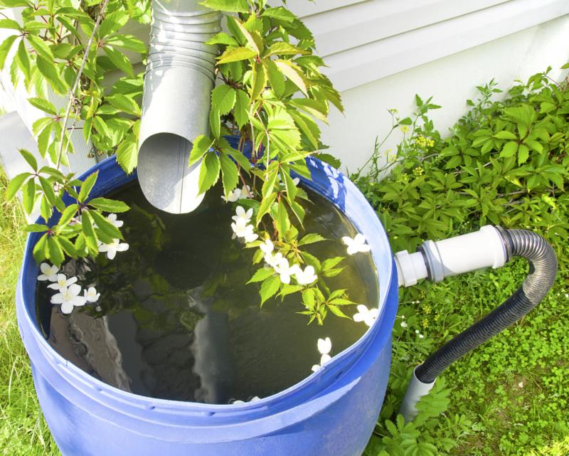 How To Attach A Faucet To A Rain Barrel Home Guides Sf