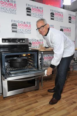 How To Replace An Oven Door On A Frigidaire Classic Series