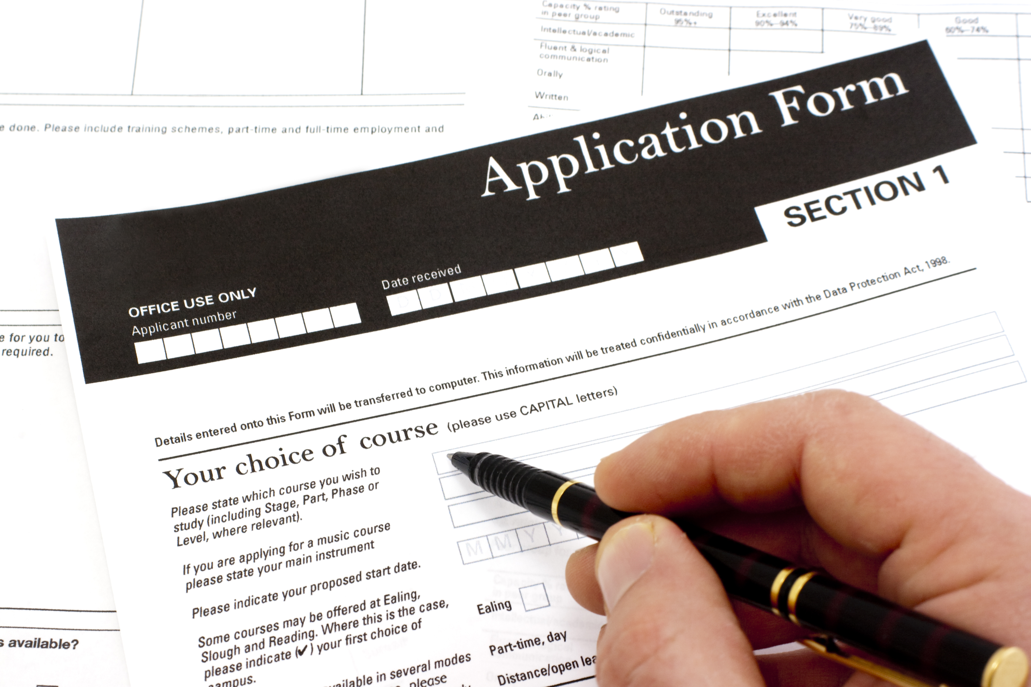 How To Fill Out A Job Application When Fired From Your Last Job