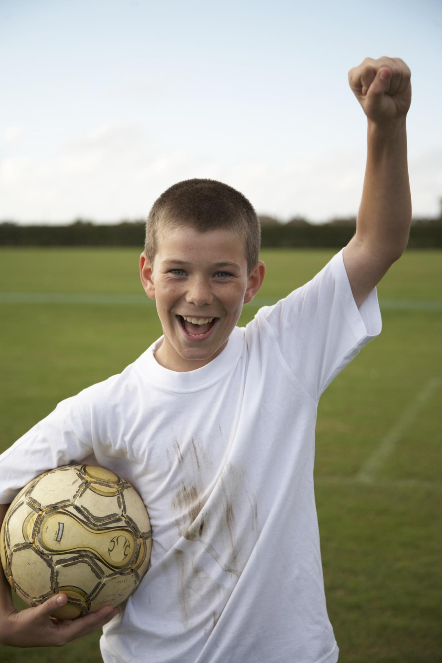 Regras básicas do futebol para crianças  563ee42f98b75