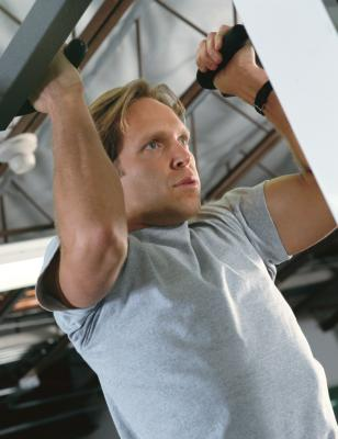 Assisted Chin Up. Chin-Up Workouts