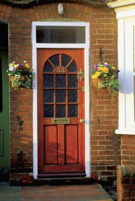 How To Pick A Front Door Color For A Brick Home Home
