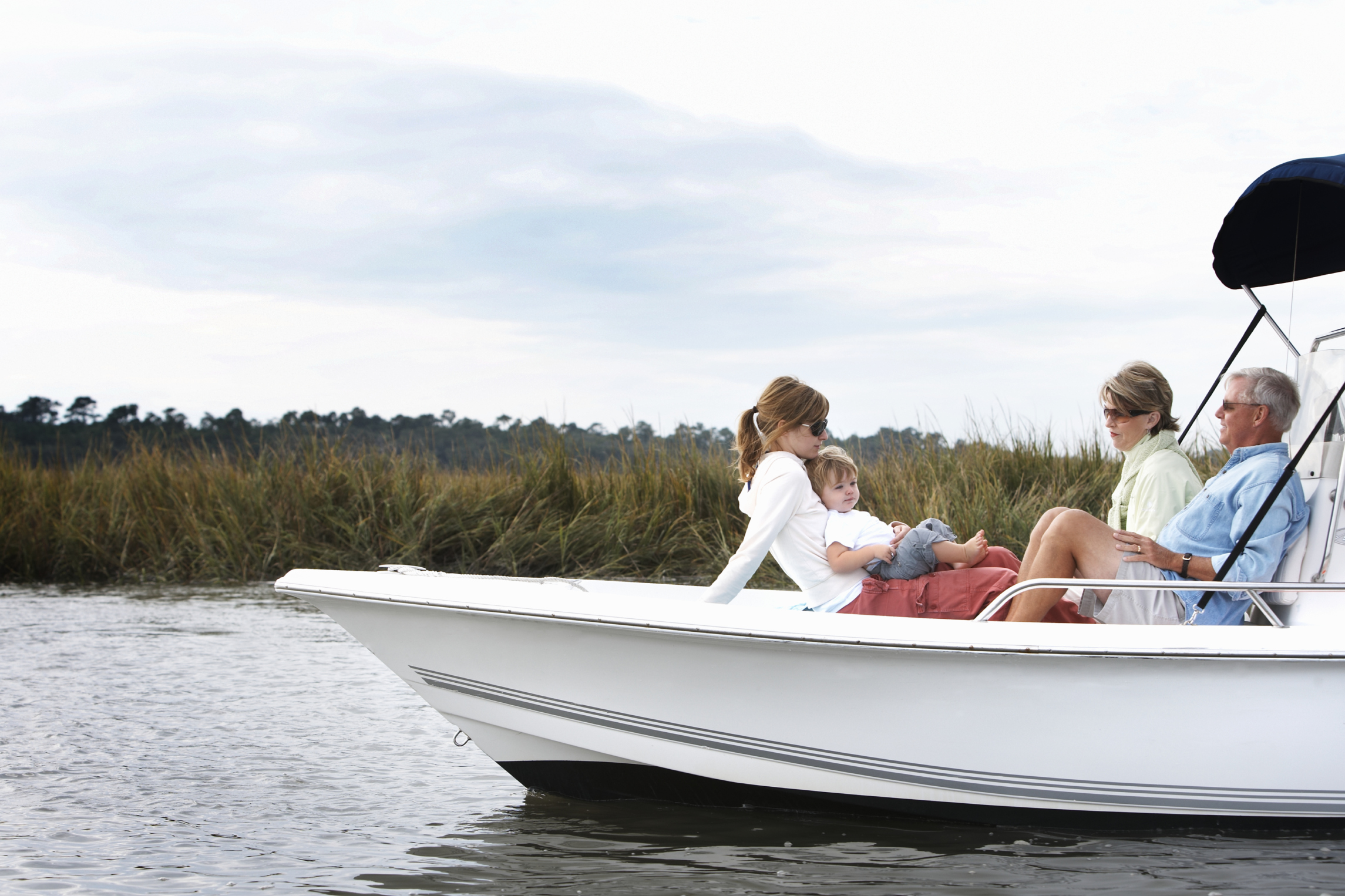 How To Determine The Passenger Capacity Of A Boat Getaway Usa