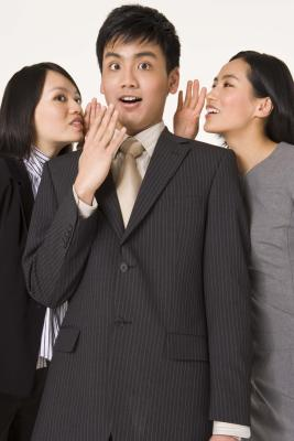 gossip and coworkers Proving yourself to your boss is hard enough add those manipulative co-workers to the mix and you have yourself an impossible situation - or do you we'll examine how to identify who those wheeler-dealer colleagues are and how to effectively deal with them so that you can shine.