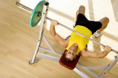 Incline Bench Press Exrx The Incline Bench Press is