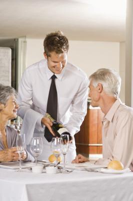 Tips For A Fine Dining Waiter Resume Chron Com