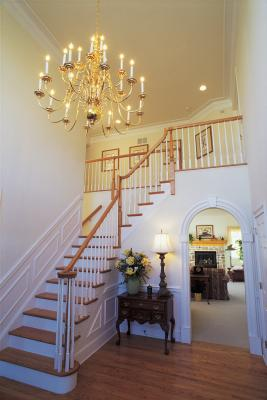 How High To Hang A Chandelier In A Foyer Home Guides