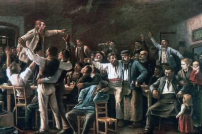A look at the union movement of the late 19th century