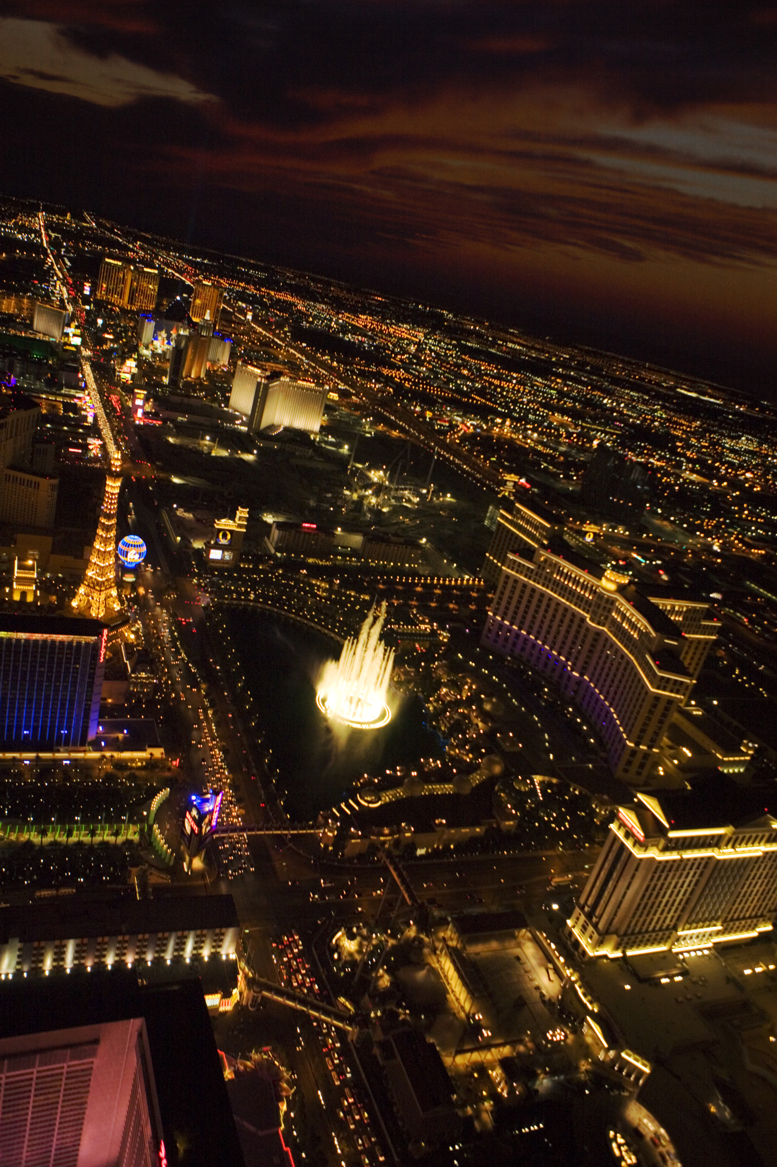 Escorted Tours To Las Vegas