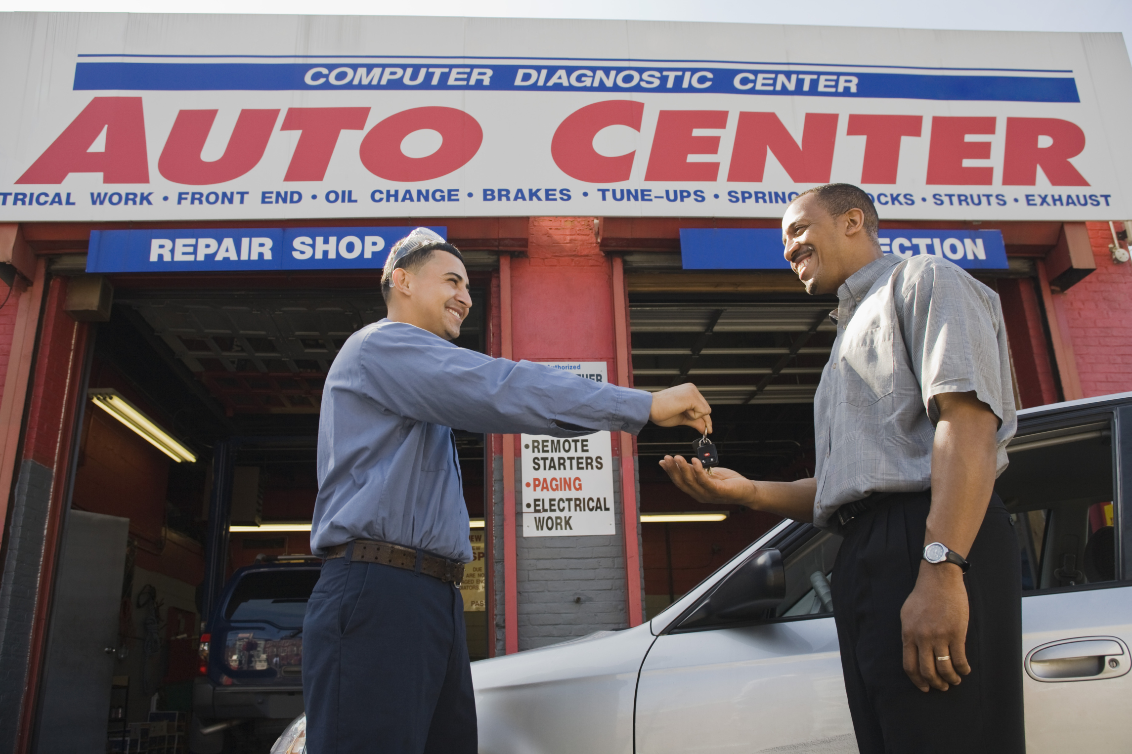 The best ways to attract business to an auto repair shop chron solutioingenieria Choice Image