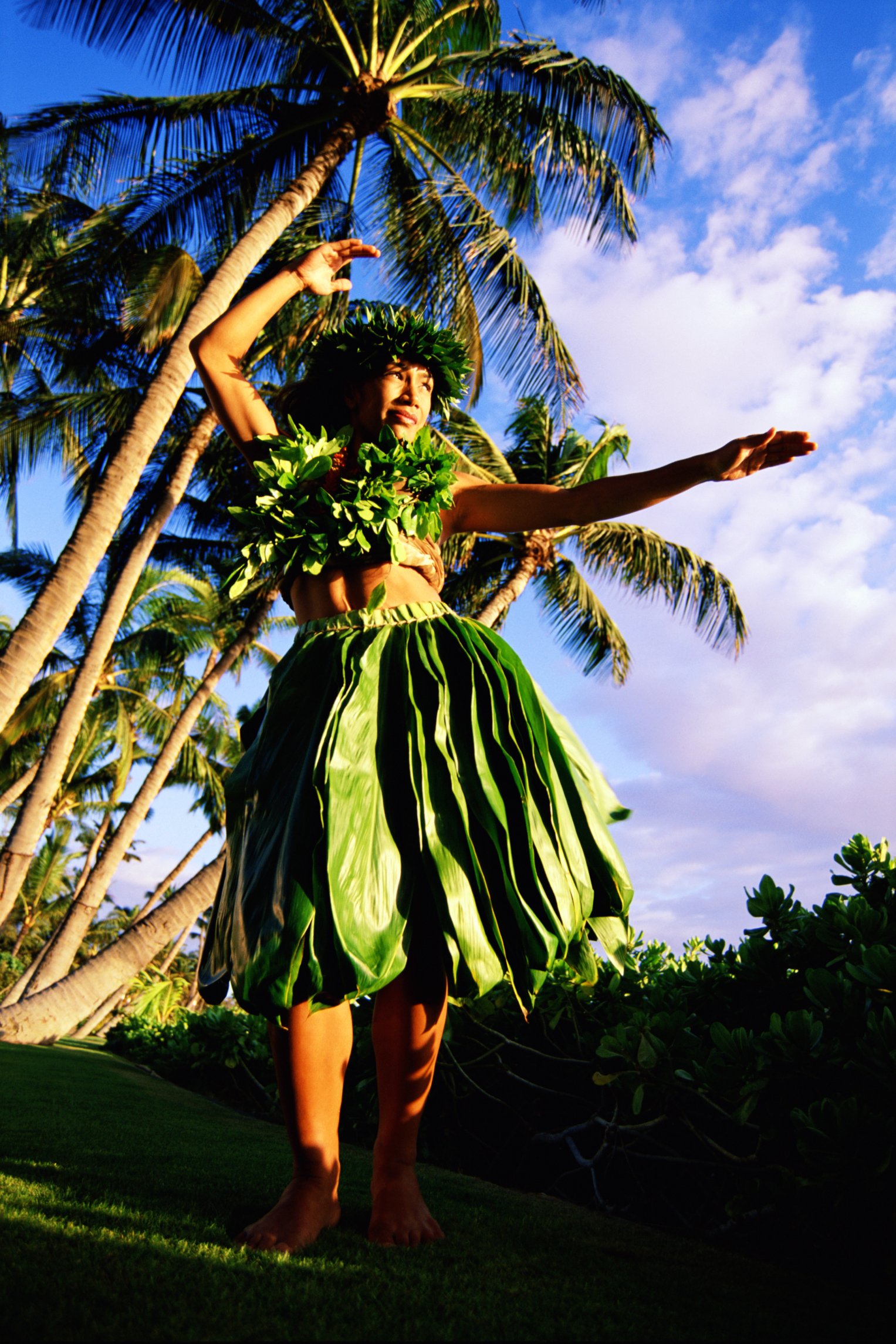 & How Do the Hula Girls Dress in Hawaii? | LIVESTRONG.COM
