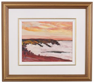 C mo enmarcar una pintura al leo en lienzo en un marco - Como enmarcar un lienzo ...