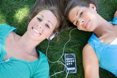 The iPod Touch accepts any headset designed for the iPhone.