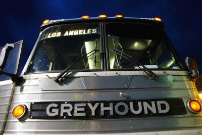 Greyhound Bus Station Luggage Policy Usa Today