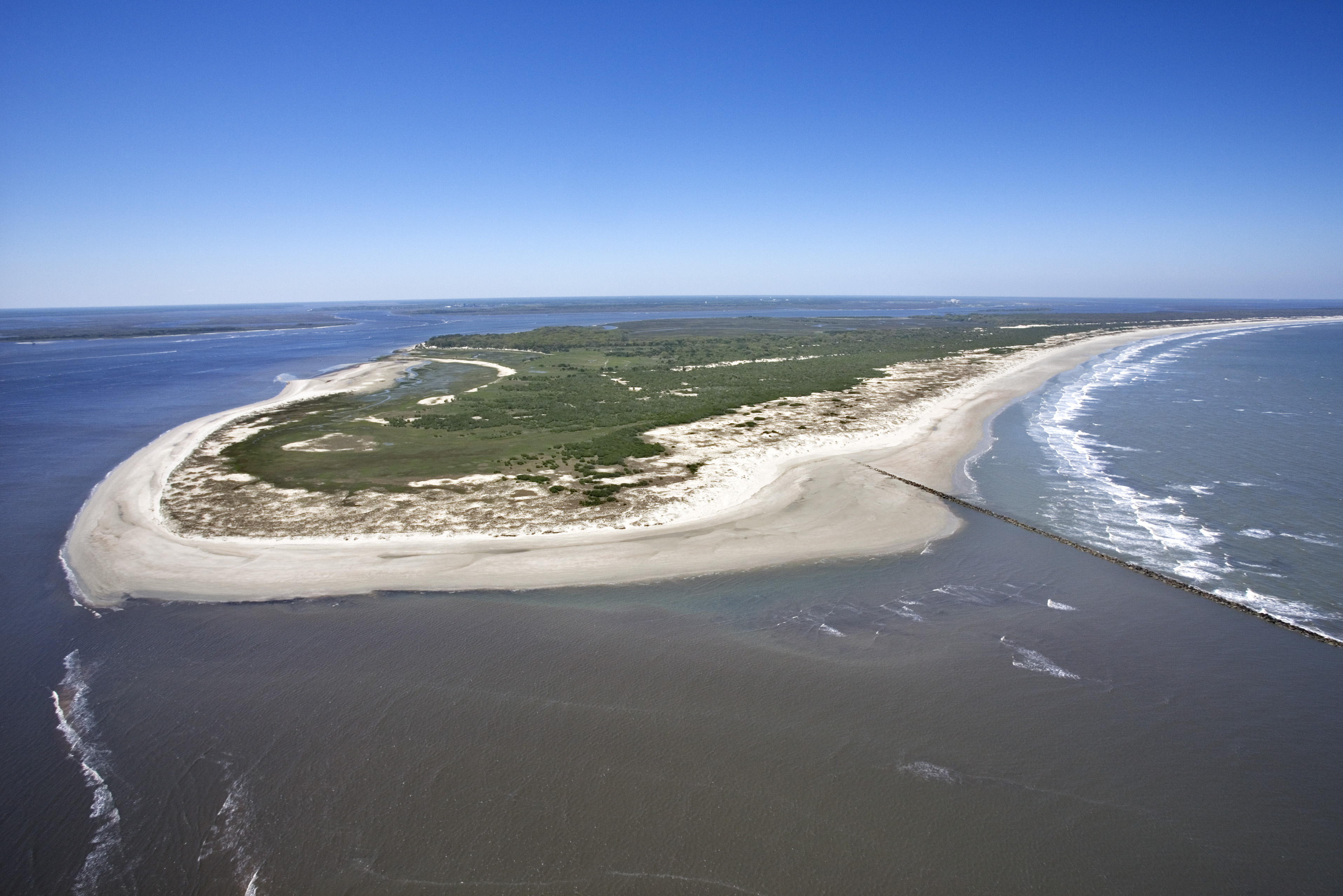 Oceanfront Campgrounds In Georgia Usa Today